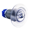 Aqualuma 6 Series Gen 4 LED underwater thru-hull lights for boats