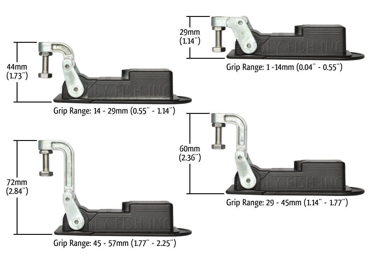 Compression Lever Latches : Southco c large sealed lever compression latch for rv and