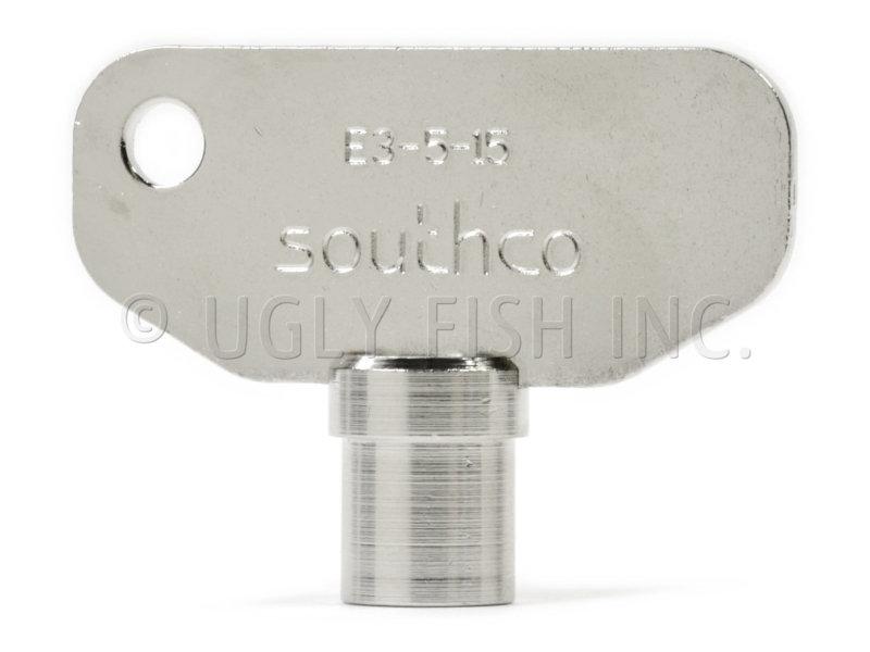E3 5 15 Southco Large Tubular Key