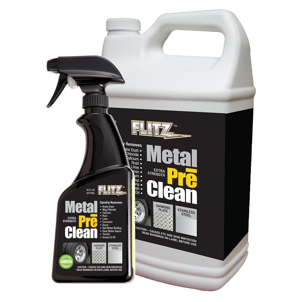 Flitz Aluminum Metal Pre Clean