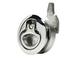 Southco M1 stainless steel compression latch with optional lock