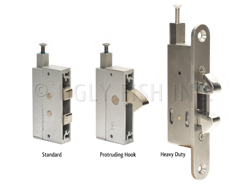 Mobella Star Slider Entry Door Latch