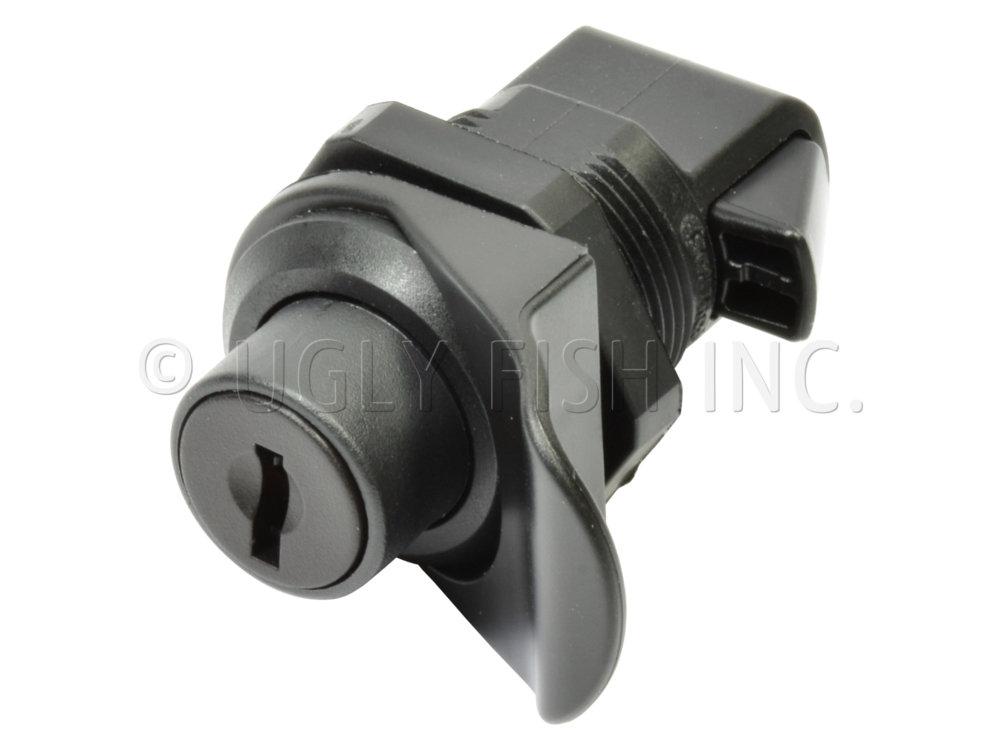 Southco Push To Close Push Button Latch Optional Lock