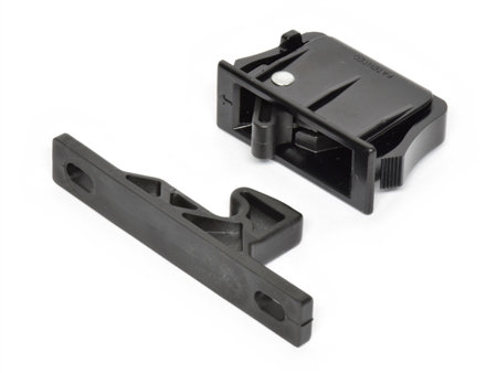 Southco snap in grabber catch latch for electronic and industrial enclosures