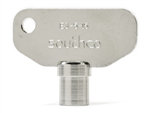 replacement Southco E3-5-15 tubular barrel key for large cam latches