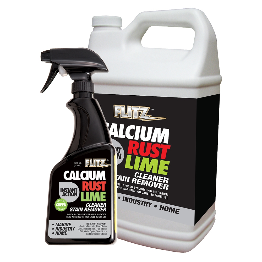 Flitz Calcium Rust Amp Lime Cleaner And Stain Remover