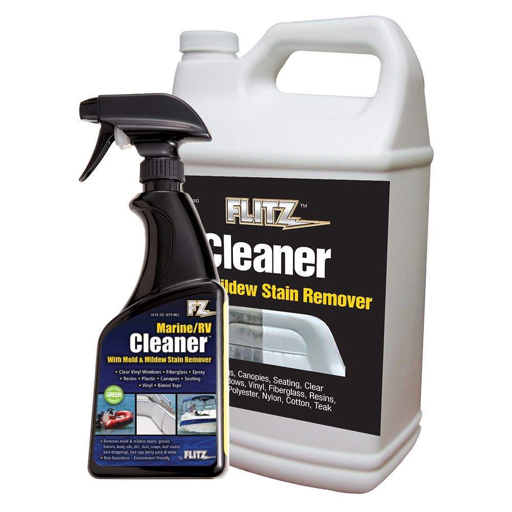 Flitz Marine Rv Cleaner With Mold And Mildew Remover