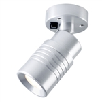 i2Systems LED Reading Light T3311Z-11MC, swivel design with integrated switch