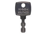 replacement southco M1-545-4 keys