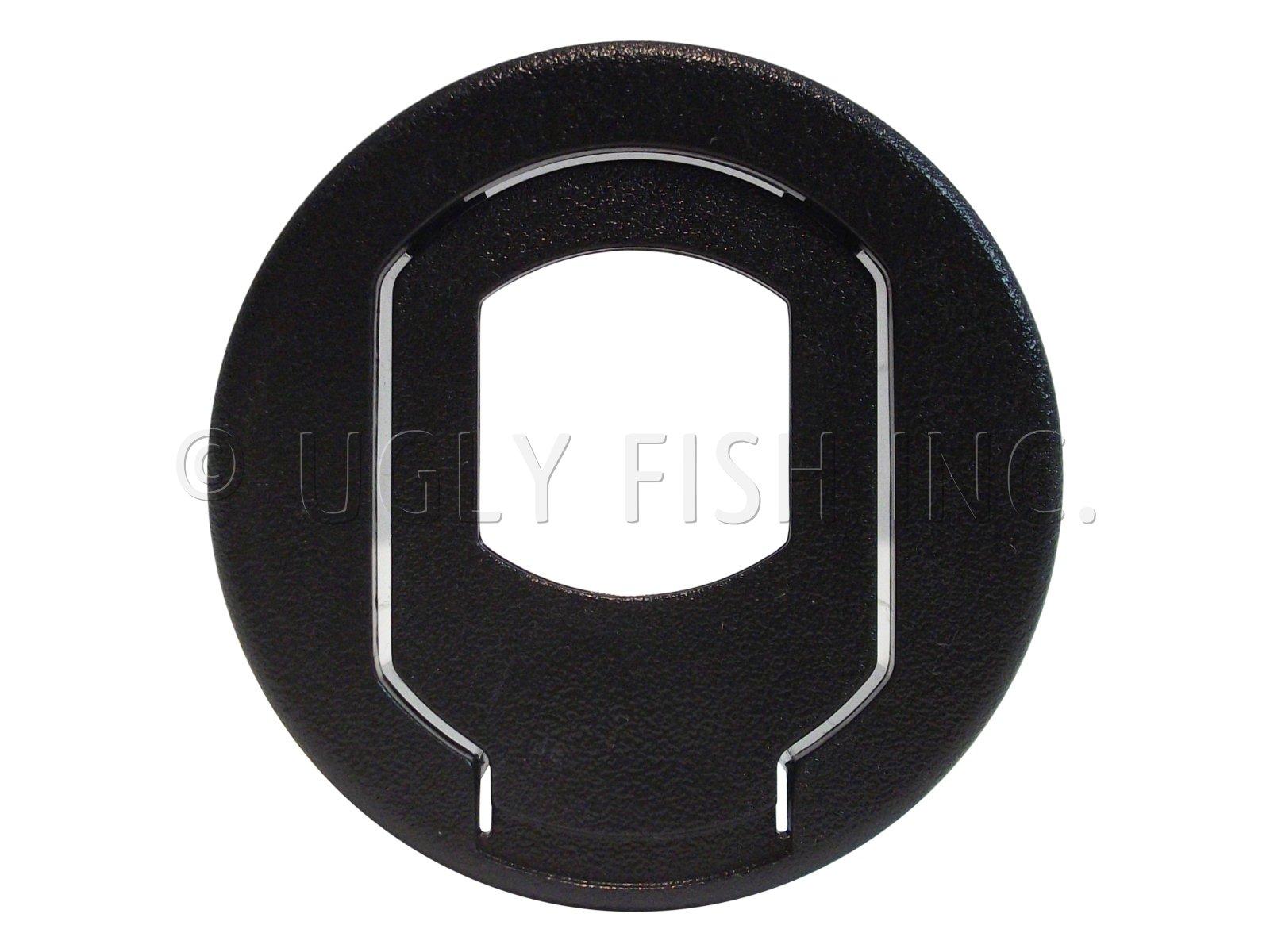 Southco Flush Simplicity Latch, Black