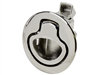 Southco M1 two inch push-to-close slam latch in plastic or stainless