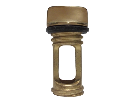 Southco M7-16-99105280-1 replacement brass half inch garboard drain boat plug