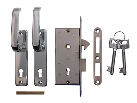 Mobella MC-99-2-7302 Slim marine sliding door latch