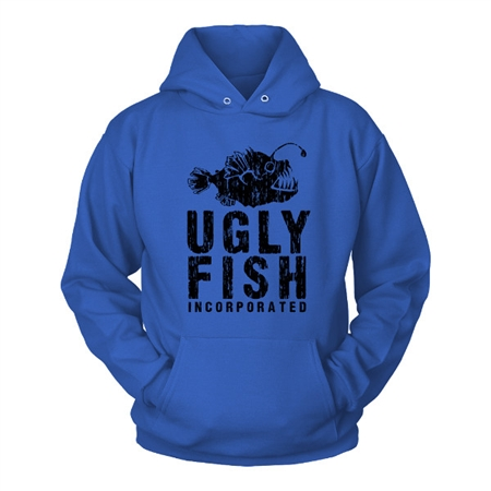 Ugly Fish Inc. long sleeve hoodie