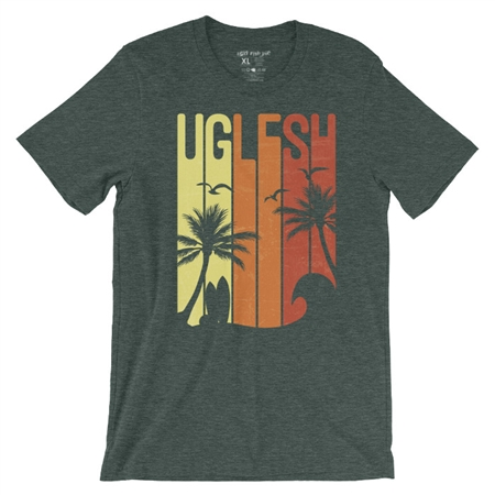 Ugly Fish Inc. short sleeve t-shirt