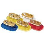 Shurhold six inch marine deck cleaning brushes